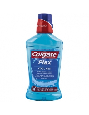 Colgate Apa de Gura Plax Cool Mint 500ml