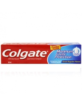Colgate Max Cavity Protection 50ml