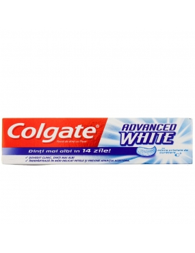 Colgate Pasta de Dinti Advanced White 50 ml