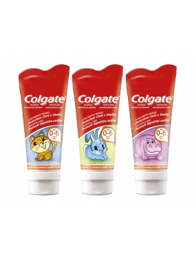Colgate Smiles 50ml Copii 0-6 ani