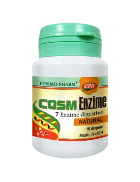 Cosmo Enzime Digestive-cps x 10