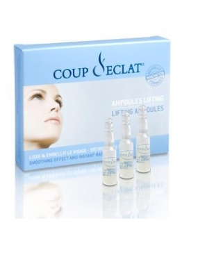 Coup Declat Fiole Extracte Vegetale 1ml x 12