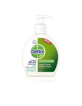 Dettol Sapun Gel Maini 250ml