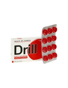 Drill Clasic x 24-Lab.Pierre Fabre