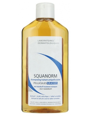 Ducray Squanorm Matreata Grasa 125ml