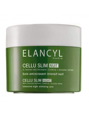 Elancyl Cellu Slim Night Crema 250ml