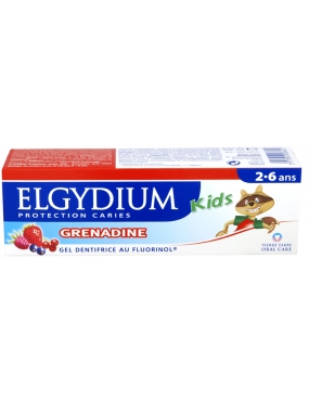Elgydium Pasta Dinti Junior Rodie 50ml