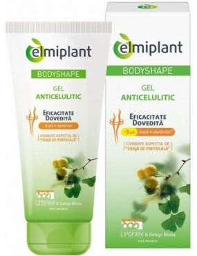 Elmiplant Body shape Gel Anticelulitic 200ml