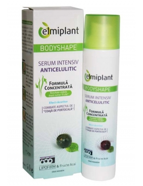 Elmiplant Body Shape Serum Intensiv Anticelulitic 100ml