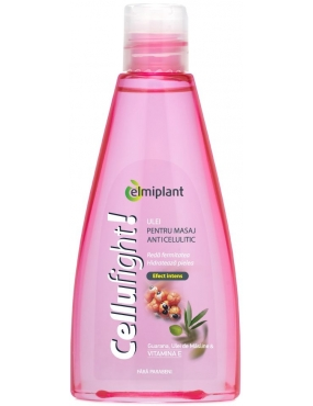 Elmiplant Cellulight Ulei Masaj Anticelulitic 200ml