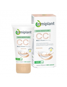 Elmiplant Skin Moist CC Cream Deschis 50ml