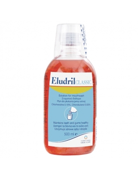 Eludril Care Apa Gura 500ml