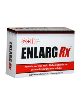 Enlarg Rx-cpr. x 30-Zurich Medical Labs - Hilcon