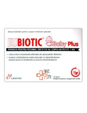 Eubiotic Baby Plus-plic. x 10-Labormed
