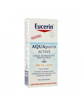 Eucerin Aquaporin UV Cream
