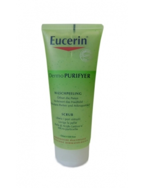 Eucerin Dermo Purifyer Gel Exfoliant 100ml