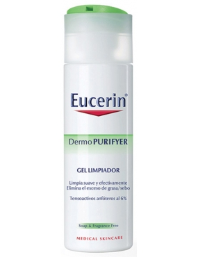 Eucerin Gel Curatare Dermo Purifyer 200ml 63580-