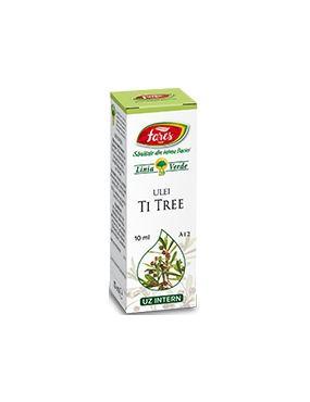 Fares Ti Tree Ulei Esential 10ml