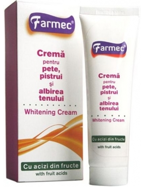 Farmec Crema Pete-Pistrui 50ml