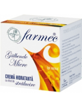 Farmec Cr.Nutr.Galbenele/Miere 50ml