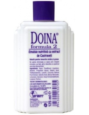 Farmec Doina Emulsie Castraveti 125ml