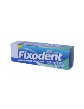 Fixodent Crema Neutral 40ml