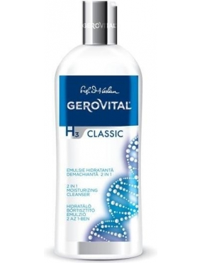 Gerovital H3 Emulsie Hidr.Demach.150ml