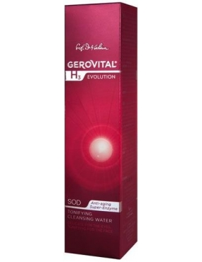 Gerovital H3 Evolution Apa Demach.Tonif. 100ml