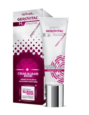 Gerovital H3 Evolution Cr. Blurare Riduri x 25ml