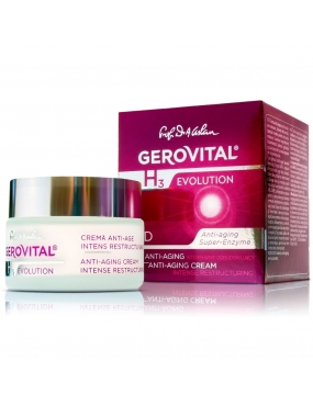 Gerovital H3 Evolution Cr.AntiAge Int.Restruct. 50ml