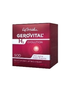 Gerovital H3 Evolution Cr.Lift Hidrat.FP15 50ml
