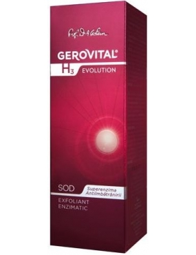 Gerovital H3 Evolution Exfoliant Enzimatic 100ml