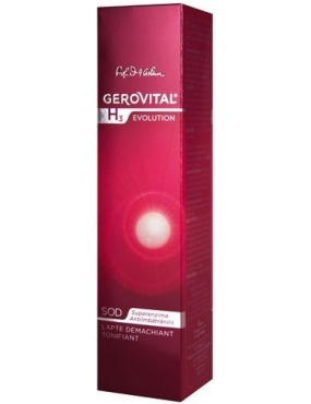Gerovital H3 Evolution Lapte Demach.Tonif.100ml