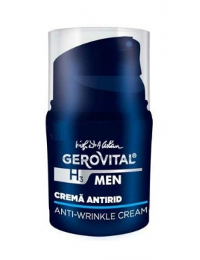 Gerovital H3 Men Crema Antirid 30ml