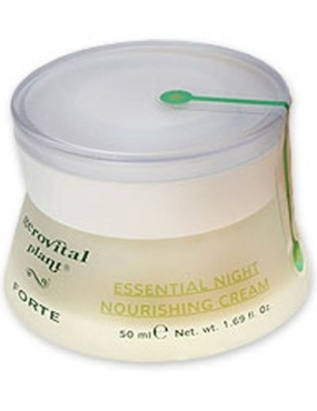 Gerovital Plant Forte Cr.Essential Night Nourishing