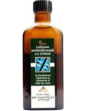 Gerovital Plant Lot.Antimatreata/Ihtiol 125ml