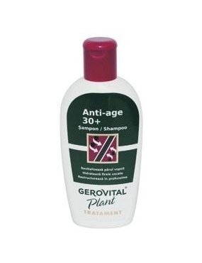 Gerovital Plant Sampon Anti-age x 200ml