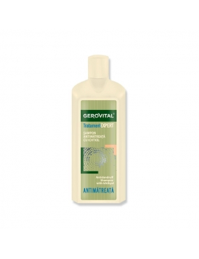 Gerovital tratament expert - Sampon Antimatreata cu Ichtiol 250ml