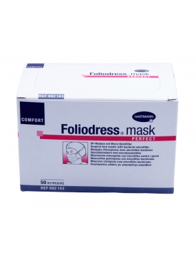 Hartmann Foliodress Mask Perfect lama naz. scurta x 50buc.