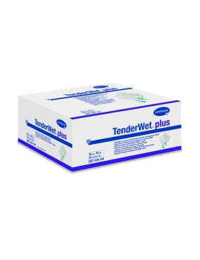 Hartmann Tender Wet Plus 10 x 10cm x 10buc