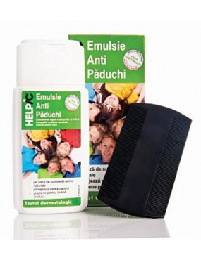 Helpic Emulsie Anti Paduchi 100ml