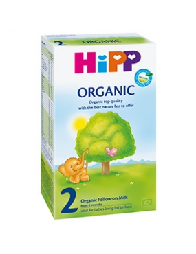 Hipp Lapte Praf 2 Organic Follow-on