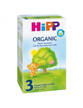 Hipp Lapte Praf 3 Organic Follow-on