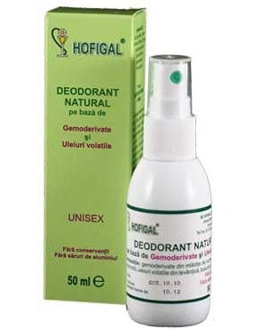 Hofigal Deo Natural 50ml
