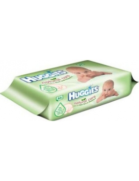 Huggies Aloe Servetele Umede Copii