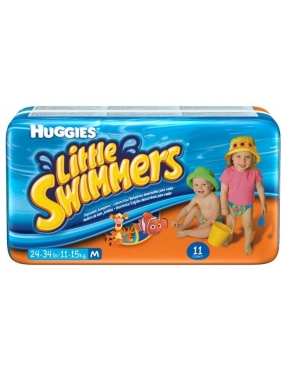 Huggies Pampers Little Swimmers Chilotei 11-15kg