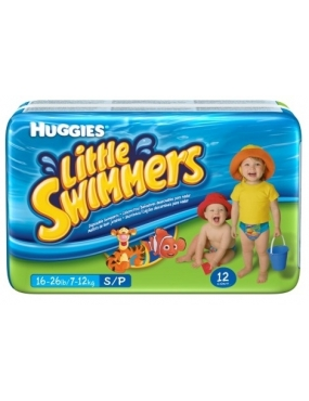 Huggies Pampers Little Swimmers Chilotei 7-12kg