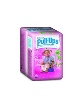 Huggies Pampers Pull Ups Fete 12-18 kg