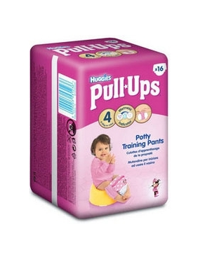Huggies Pampers Pull Ups Fete 8-15kg