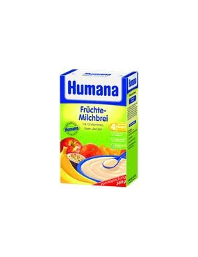 Humana Cereale Fructe 250g
